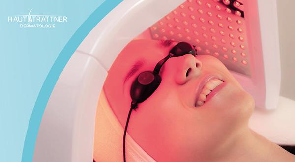 Haut Trattner Behandlung Hauterkrankungen Behandlung Photodynamische Therapie