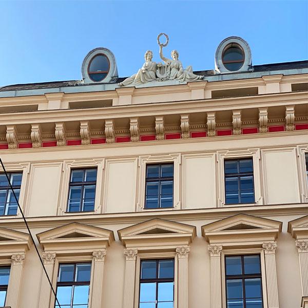 Haut Trattner Ordination Wien